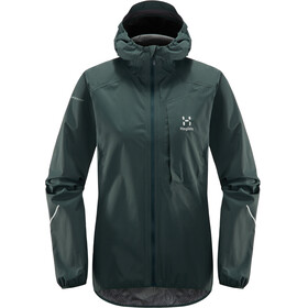 Haglöfs L.I.M Proof Naiset takki , vihreä